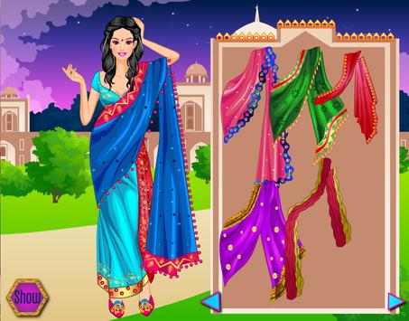 العاب تلبيس بنات هنديات مجانا