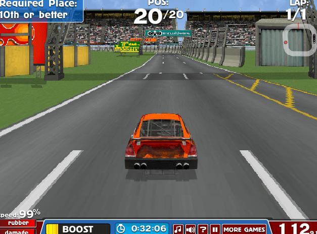 ألعاب سباق سيارات