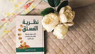 ملخص كتاب نظرية الفستق لفهد الأحمدي