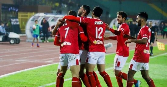 ترتيب النادي الأهلي في الدوري المصري