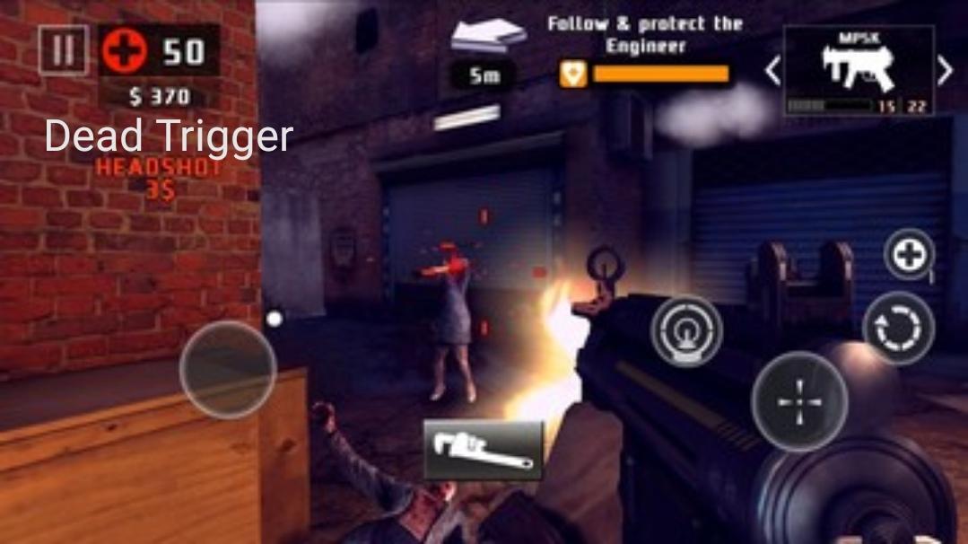 لعبة Dead Trigger العب اكشن