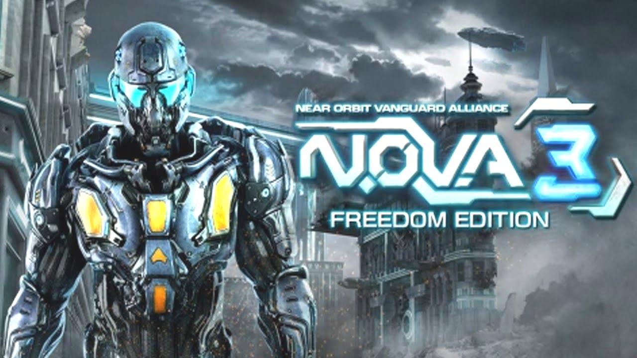لعبة NOVA 3