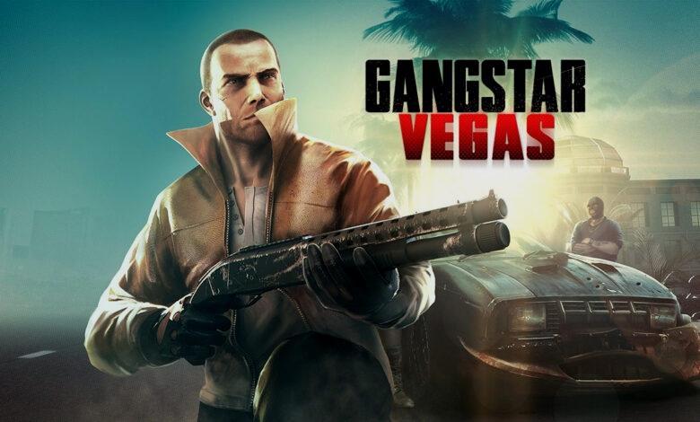 العاب لأجهزة الأندرويد Gangstar