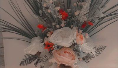 تصميم بوكيهات ورد للأفراح وجميع الأعمال اليدوية لحفلات الخطوبة والزفاف