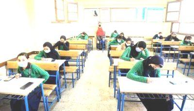 موعد امتحانات الصف الثالث الاعدادي 2021 جدول امتحان الشهادة الاعدادية.