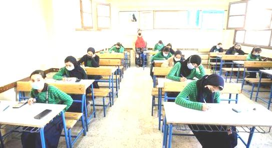 موعد امتحانات الصف الثالث الاعدادي