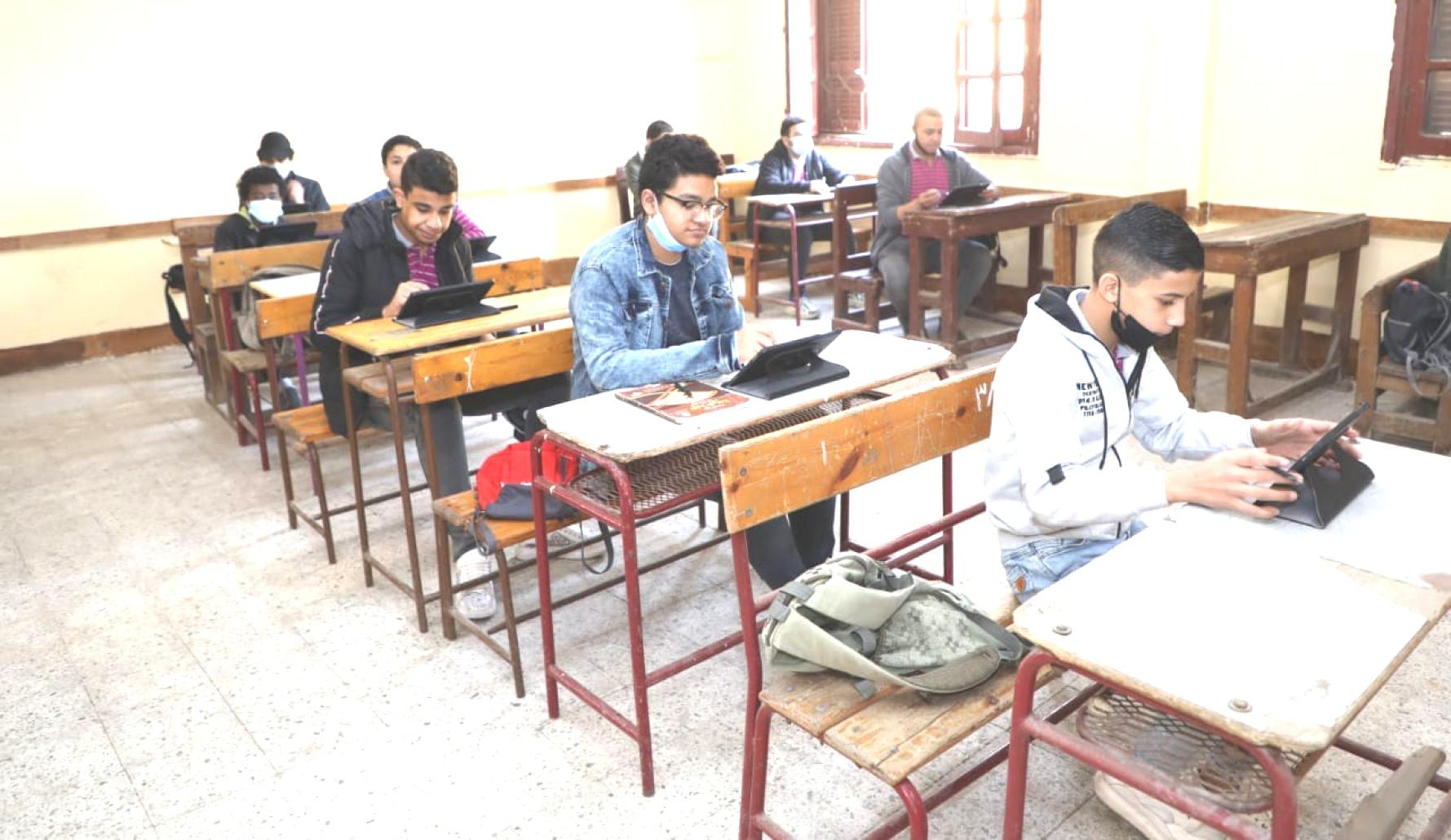 شروط استخدام الكتاب المدرسي في امتحانات الثانوية العامة 2021
