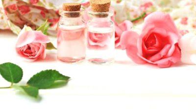 وصفات طبيعية بماء الورد للحصول علي بشرة بنعومة بشرة الأطفال