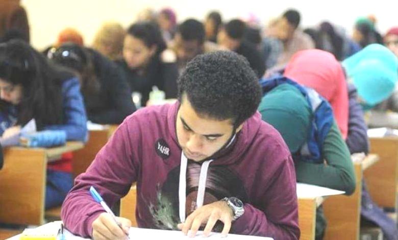 امتحانات المواد الغير مضافة للمجموع من المنزل للصف الثالث الثانوي