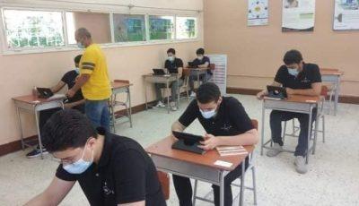 امتحانات الثانوية العامة في لجان مؤمنة بالمدارس