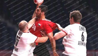 تردد القنوات الناقلة لمباراة مصر وفرنسا لكرة اليد في أولمبياد طوكيو 2021