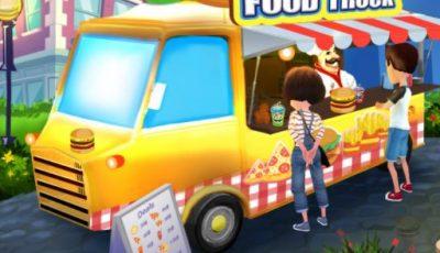 لعبة برغر الشاحنة المخفى العاب الغاز اونلاين مجانية Hidden Burgers in Truck
