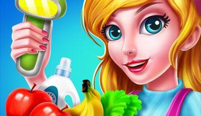 لعبة السوبر ماركت أونلاين ألعاب بنات مجانية Supermarket