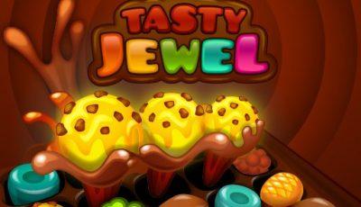 لعبة مطابقة المجوهرات اللذيذة العاب مطابقة اونلاين مجانية Tasty Jewel
