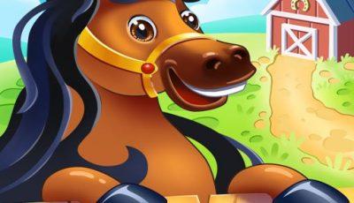 لعبة حيوانات المزرعة العاب مزارع أونلاين مجانية Learning Farm Animals