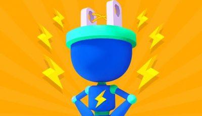 لعبة المقبس الكهربائى العاب اركيد اونلاين مجانية Plug Head 3D