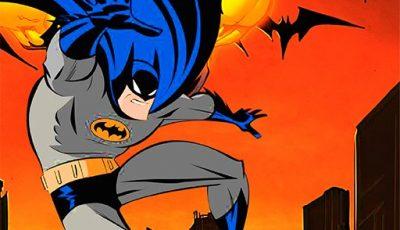 لعبة قفز باتمان العاب مغامرات اونلاين مجانية Batman Stack Jump