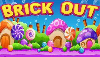 لعبة كسر الطوب العاب الغاز اونلاين مجانية Brick Out HD