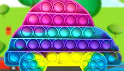 لعبة بوب إت للمركبات العاب الغاز اونلاين مجانية Pop It Vehicles Jigsaw