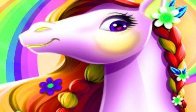 لعبة تلبيس يونيكورن قوس قزح العاب تلبيس أونلاين للبنات My Unicorn Rainbow