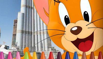 لعبة تلوين توم وجيرى العاب تلوين للاطفال اونلاين مجانية Tom and Jerry Coloring