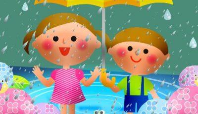 لعبة لغز يوم ممطر للأطفال العاب الغاز اونلاين مجانية Kids Rainy Day Puzzle