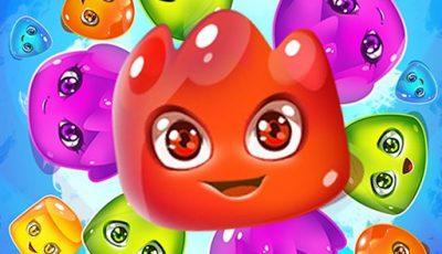لعبة مطابقة حلوى الجيلى العاب مطابقة اونلاين مجانية Jelly Jam