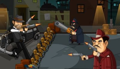 لعبة حرب العصابات العاب حرب اونلاين مجانية Gangster War