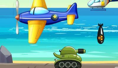 لعبة طائرات العدو العاب اكشن اونلاين مجانية Enemy Aircrafts