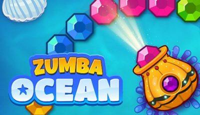 لعبة زومبا اوشن العاب الغاز اونلاين مجانية Zumba Ocean