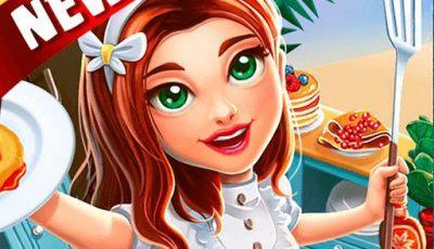 لعبة شيف المطبخ المجنون العاب طبخ أونلاين Chef Kitchen Craze Cooking Game