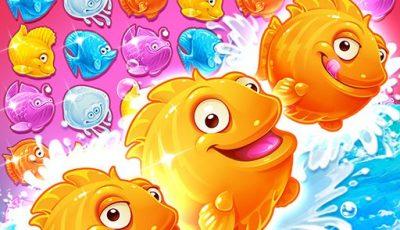 لعبة مطابقة الأصداف العاب مطابقة اونلاين Shell Splash