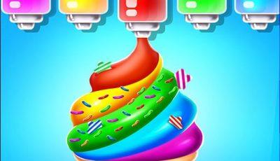 لعبة صانع الحلويات العاب طبخ اونلاين للبنات Sweets Maker