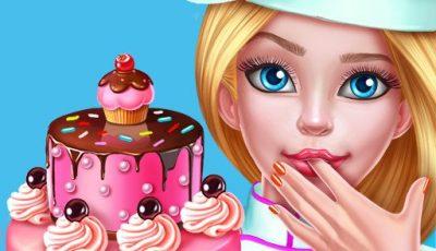 لعبة متجر الكعك العاب طبخ اونلاين مجانية Cake Masters