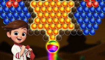 لعبة مطابقة فقاعات الساحرة العاب مطابقة اونلاين مجانية Bubble Shooter Magic