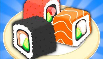 لعبة سوشى نينجا العاب اونلاين مجانية Sushi Ninja