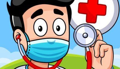 لعبة طبيب الأطفال العاب طبيب اونلاين مجانية Doctor Kids 3