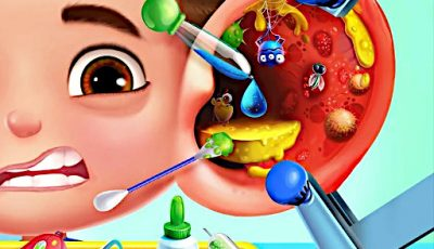 لعبة طبيب علاج الأذن العاب طبيب اونلاين مجانية Ear Treatment