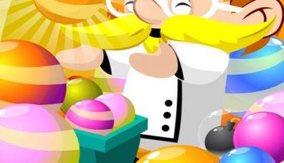 لعبة فقاعات البروفيسور العاب مطابقة اونلاين مجانية Professor Bubble