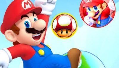 لعبة فقاعة سوبر ماريو العاب ماريو اونلاين مجانية Super Mario Bubble Shoot