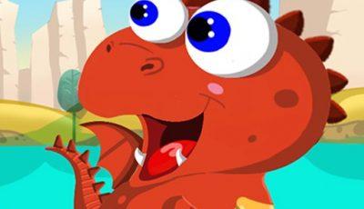 لعبة قفز دينو العاب مغامرات أونلاين Dino Jump