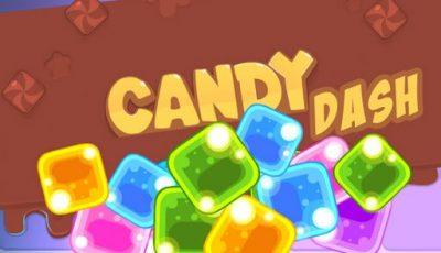 لعبة كاندى داش العاب الغاز اونلاين مجانية Candy Dash