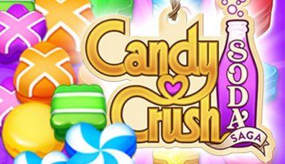 لعبة كاندى كراش صودا العاب الغاز اونلاين مجانية Candy Crush Soda