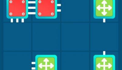 لعبة لغز التوصيل العاب الغاز اونلاين مجانية Connect Me Puzzle Game