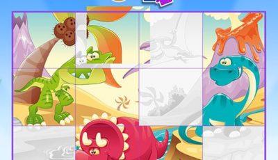 لعبة لغز الكرتون العاب الغاز اونلاين مجانية Puzzle Game Cartoon