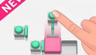 لعبة لغز المكعبات العاب الغاز اونلاين مجانية Push It: Block Puzzle Game