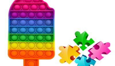 لعبة لغز بوب إت العاب الغاز اونلاين مجانية Pop It Jigsaw