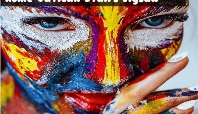لعبة لغز طلاء الوجه العاب الغاز اونلاين مجانية Face Paint Jigsaw