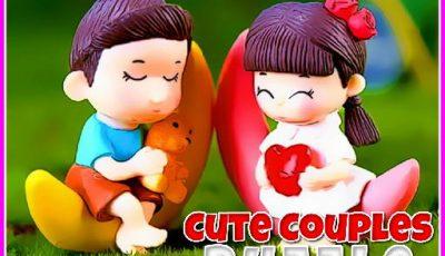 لعبة لغز الزوجين اللطيفين العاب الغاز اونلاين مجانية Cute Couples Puzzle