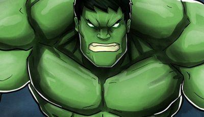 لعبة لغز البطل الخارق هالك Hulk Jigsaw Puzzle Collection